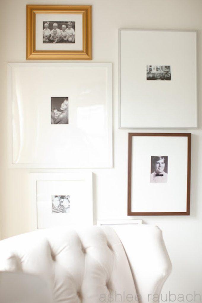 nursery gallerie wall becki owens blog