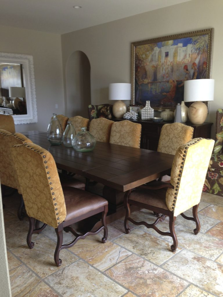 Tuscan Dining Room Ideas Part - 33: Becki Owens