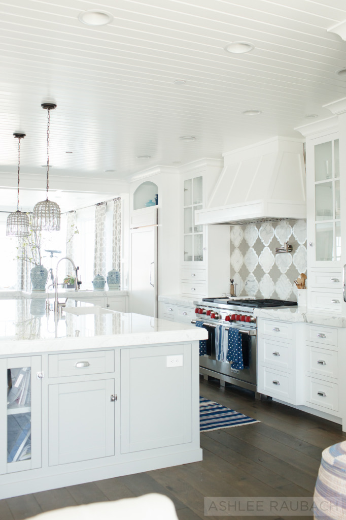 how to style a kitchen - becki owens