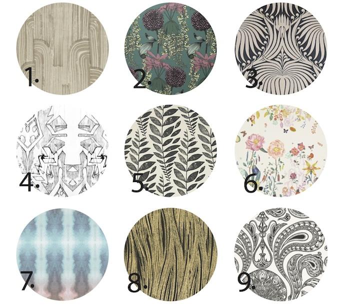tips for choosing wallpaper becki owens blog