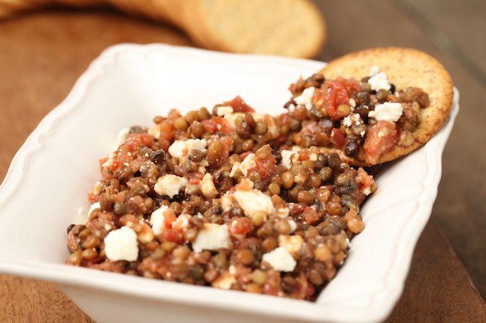 Thanksgiving Lentil Dip + Favorite Finds