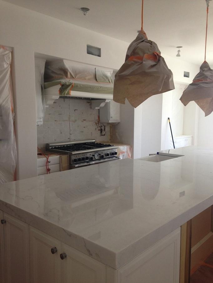 white modern kitchen remodel owens and davis