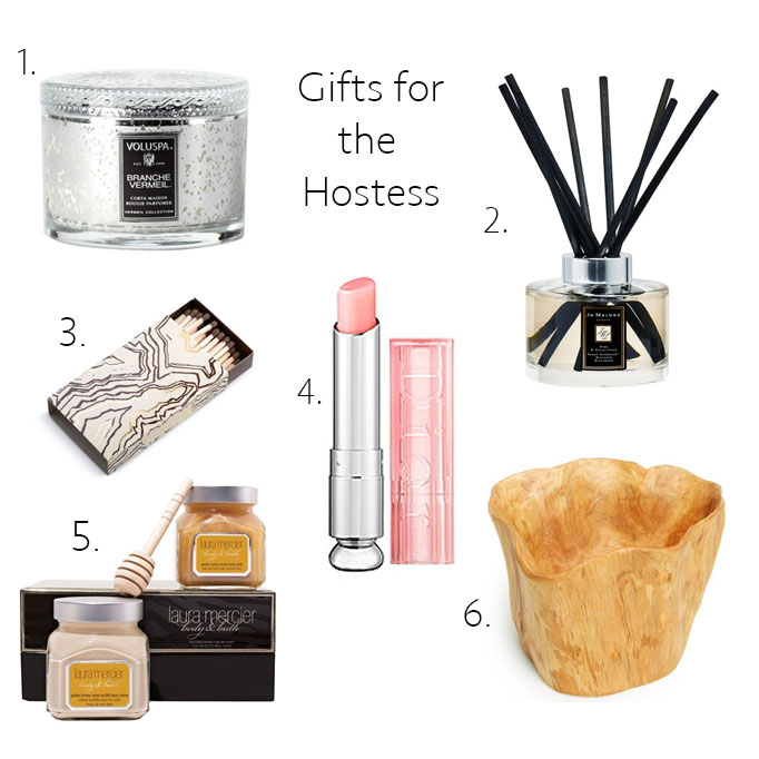 Weekly gift guide hostess gifts for Best thank you gifts for hostess