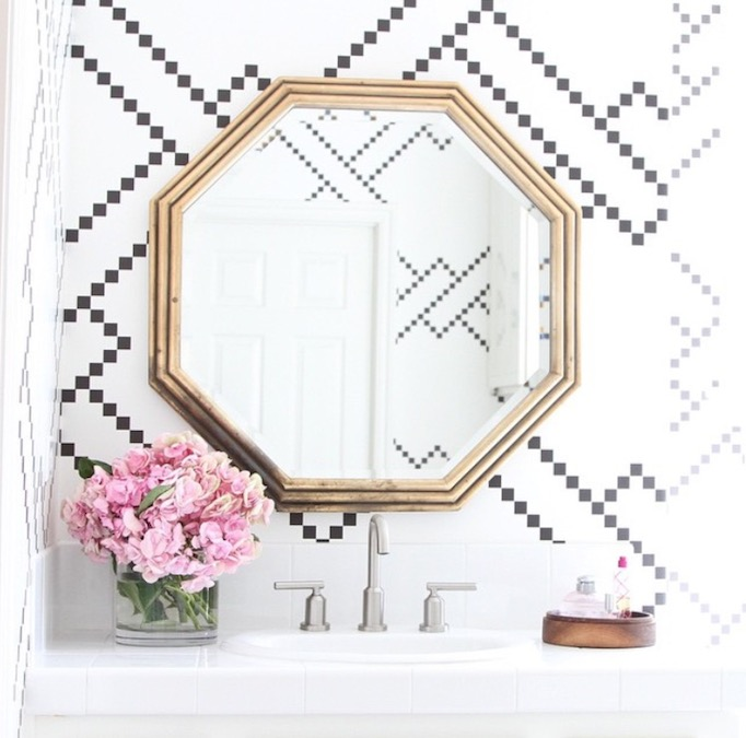 Splurge and Save Mirrors