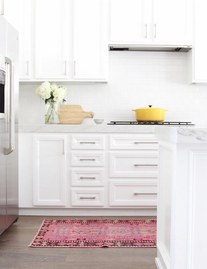 affordable white kitchen remodel becki owens