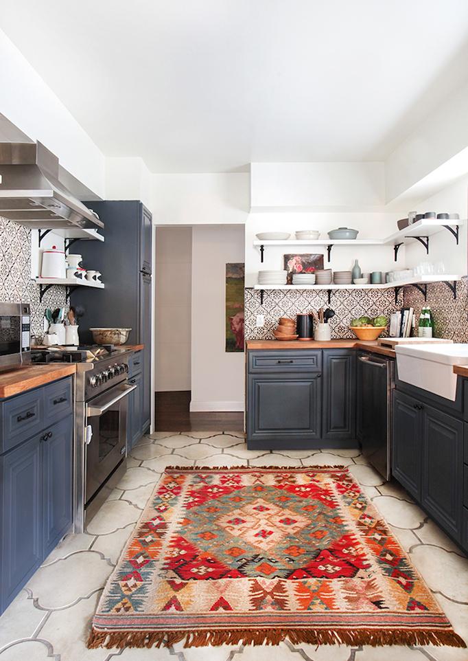 Modern spanish Kitchen Remodel