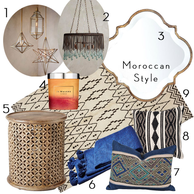 Moroccan Style Becki Owens