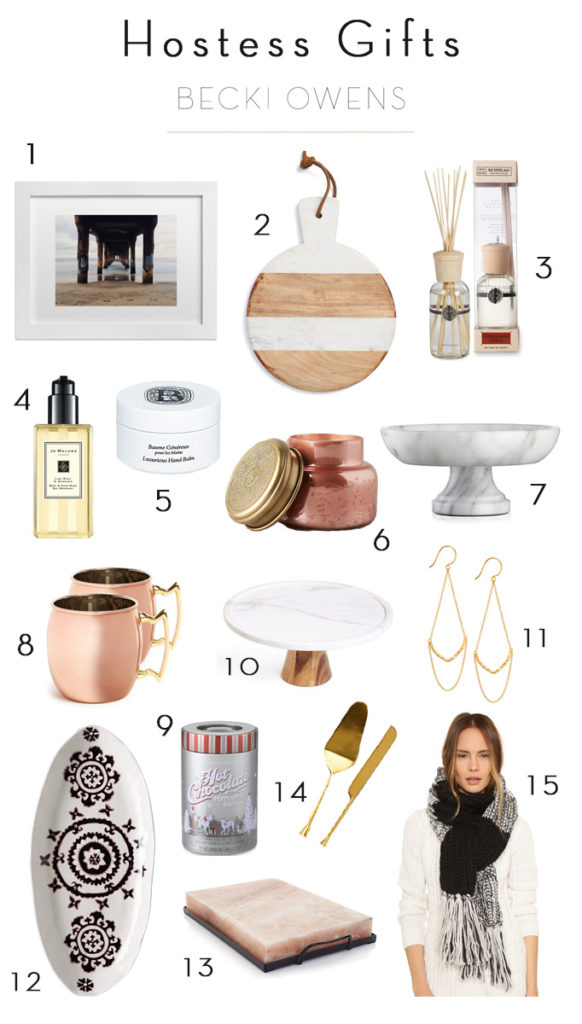 15 Hostess Gifts Under $50