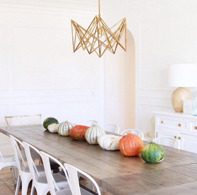 7 Tips for Decorating a Thanksgiving Table