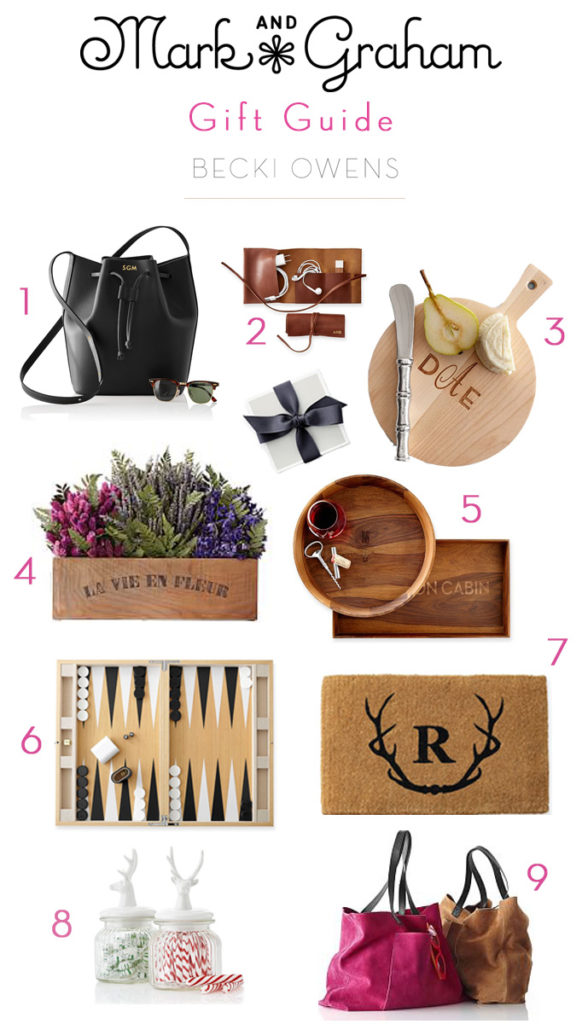 Mark and Graham Gift Guide