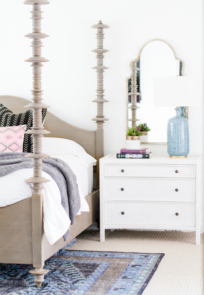 Get The Look Spanish Colonial Bedroom
