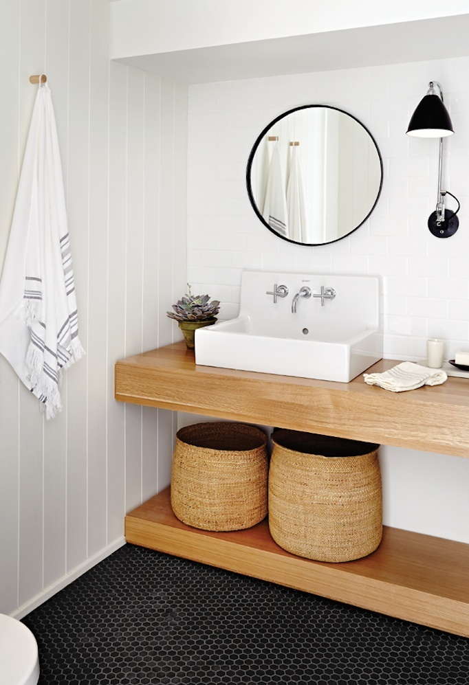 Bathroom Trends: Floating Vanities
