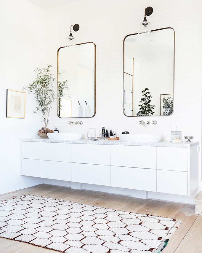 floating vanity - Bathroom Trends - Floating Vanities