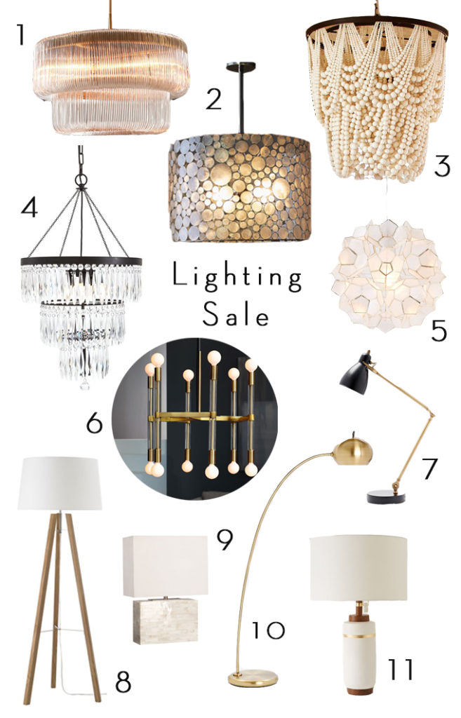 Lighting Sale Becki Owens