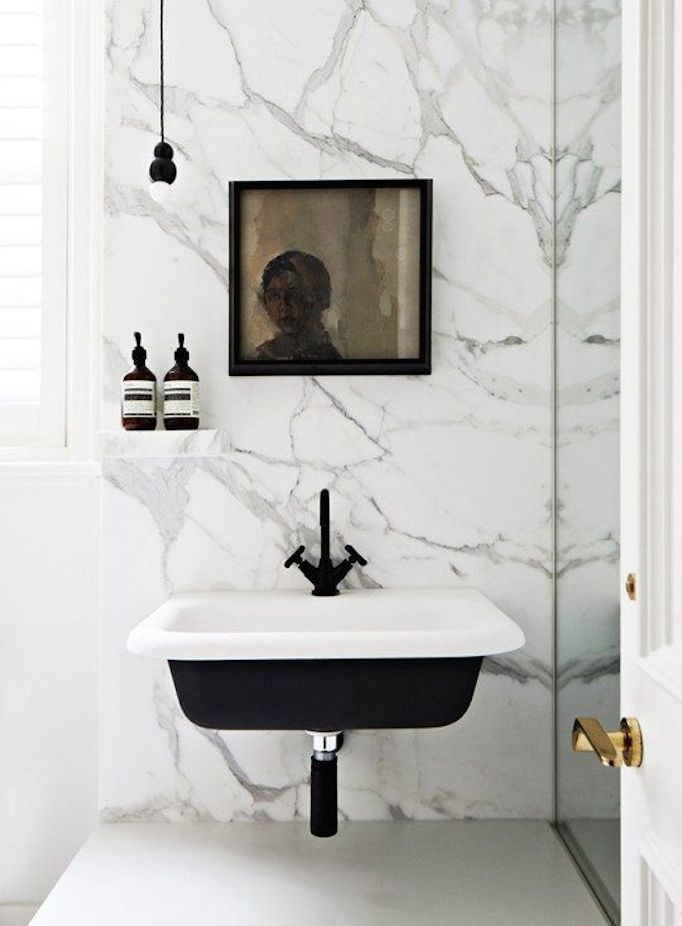 Bathroom Fixtures Black Beauties A Look At Facuets