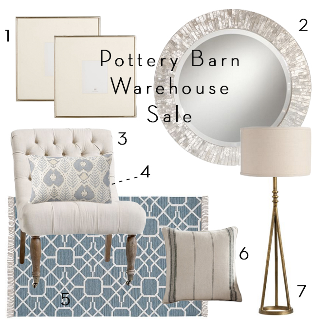 Pottery Barn's Biggest Sale of the Year