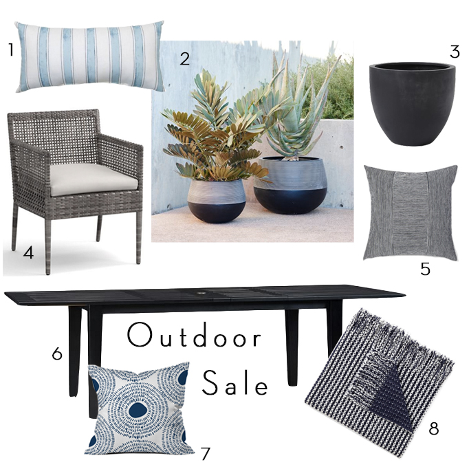 Weekend Outdoor Furniture Sales