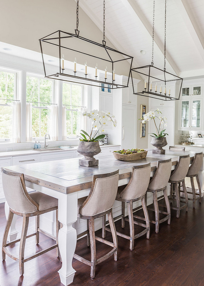 Southern Style Home Kitchen