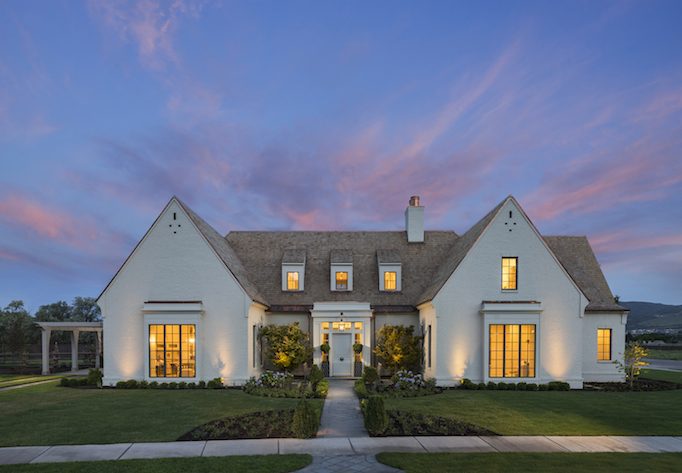 Dream Home: Classical Modern Custom Build