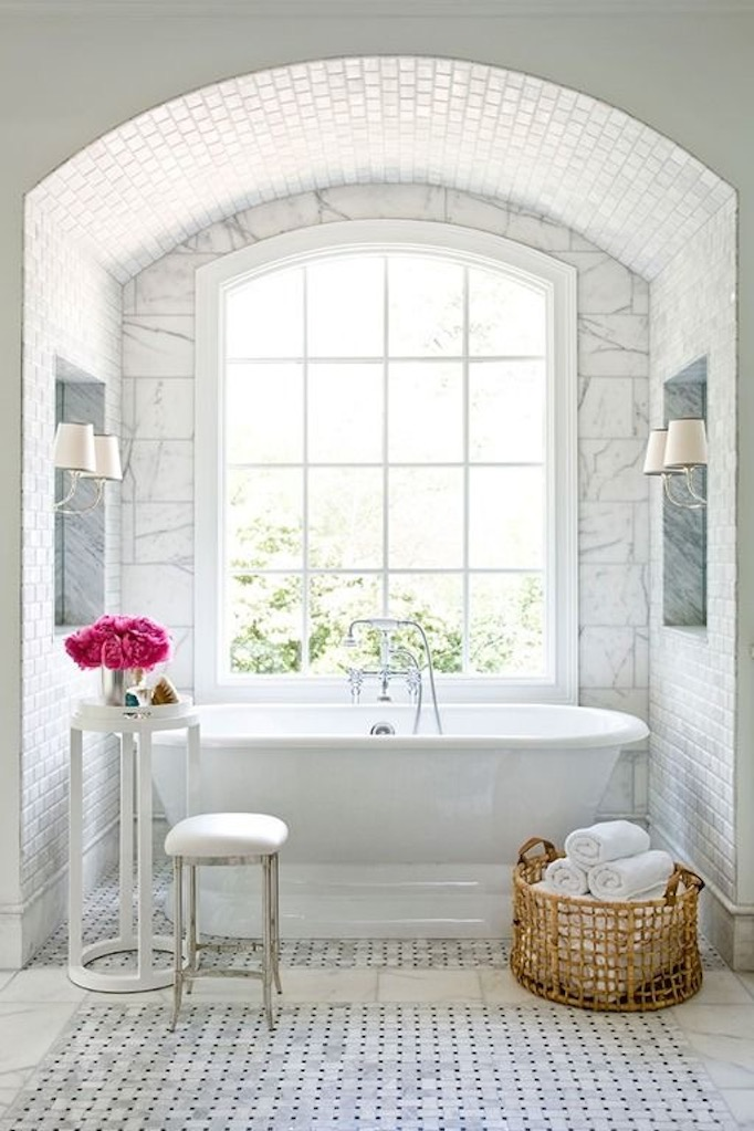 6 Options for Free-standing Tubs