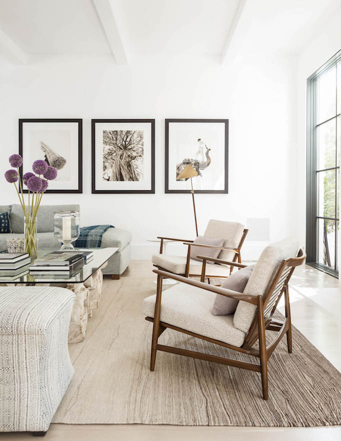 Dream home a california modern mediterraneanbecki owens for Modern mediterranean interior design