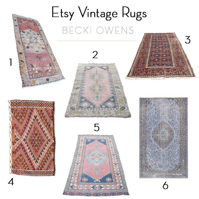 Unique Vintage Rugs