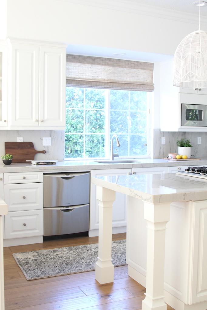 White Kitchen Styled Four Waysbecki Owens