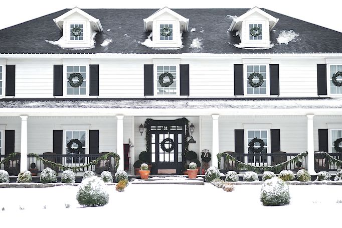 holiday exteriors