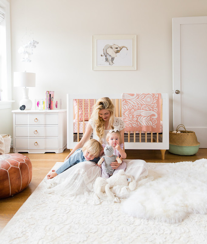 Amber Fillerup Nursery Design