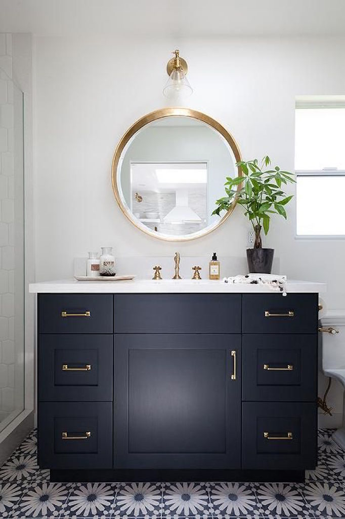 blue+bath+brass