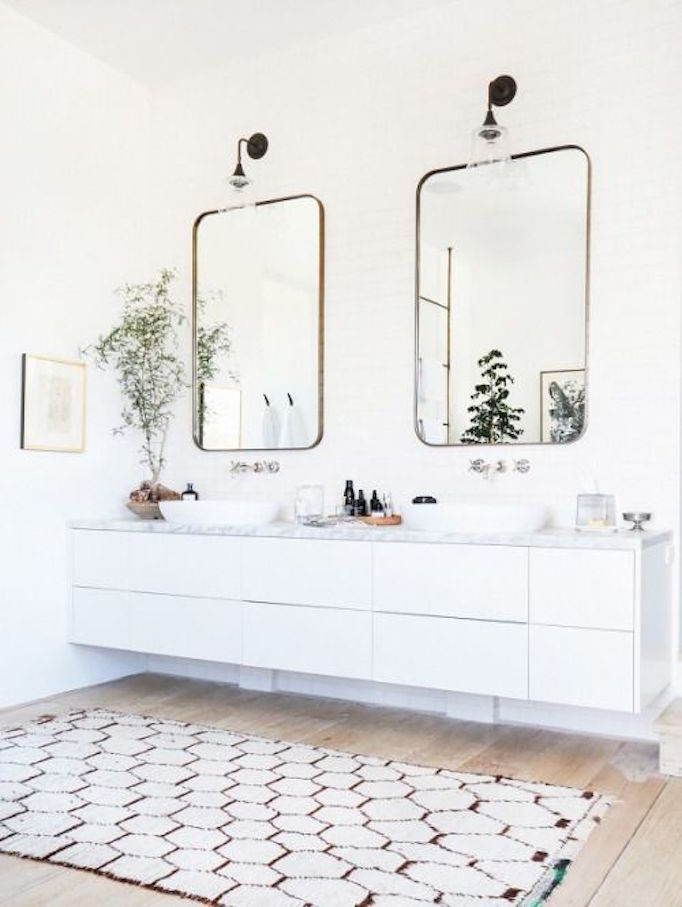white+floating+vanity