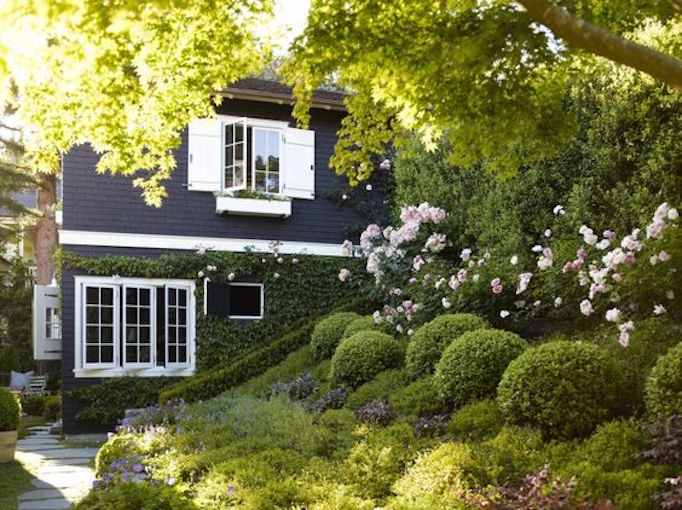 BECKI OWENS Flowering Home Exteriors