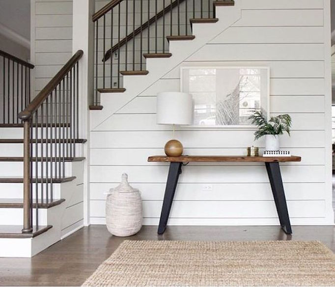 10 Ways To Use The Shiplap Lookbecki Owens